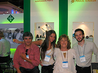 AUTOMECHANIKA Buenos Aires - Argentina - 2010