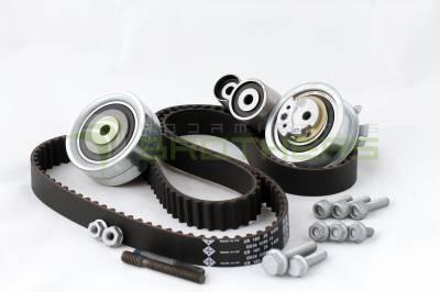Importador de repuestos para el automotor  - Experiencia y trayectoria